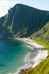 Andy, Northern Norway (Larsenio) Tags: ocean sea mountain mountains norway landscape coast harbor norge skies pentax north norwegen arctic coastal nord norvege andenes sj kyst pentaxk10d pentaxk20d