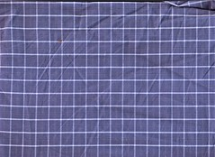 checked shirt pattern (Leeber) Tags: texture shirt pattern squares clothes fabric cloth stiched checked