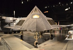 F-117 Stealth fighter (scott597) Tags: ohio fighter force air patterson stealth wright dayton afb f117