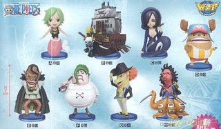 One Piece World Collectable Figure Vol.29 海賊王 WCF系列 Vol.29