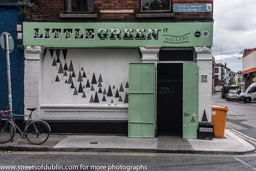 Street Art: Little Green Street Gallery