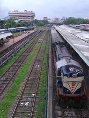 WDM3A 16514R [MALDA] NFR (Abhinav (The Ludhiana Edition)) Tags: new passenger assam guwahati alco nfr ghy wdm3a nbq mldt bongaigaon chilarai 16514r