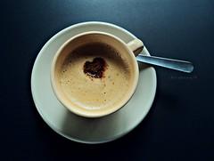 Coffee you like? :D (Charmel1221) Tags: city coffee heart philippines pointandshoot goodmorning davao sonycybershot kopiko davaocity digitalcameraclub coffeephotography sonydscw130 christienne charmel1221