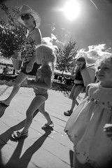 _MG_1824-86 (k.a. gilbert) Tags: bw sun hat sunglasses walking outside outdoors lucy charlotte arcade naturallight penny handheld kelly fullframe milf avery 116 springlake uwa burrillville tokina1116mmf28 canon5dc