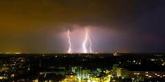 Helsinki Lightning (timo_w2s) Tags: summer storm electric finland helsinki heat lightning thunder cirrus vuosaari