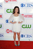 Jessica Lowndes CBS Showtime's CW Summer 2012 Press Tour at the Beverly Hilton Hotel - Arrivals Beverly Hills, California