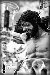 Lanzada (Guion Cofrade) Tags: religion granada procesin arte cristo cruz hermandad iglesia imagen santa semana seor pasin pasion jess costalero besapis andalucia nazareno