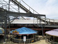 Whip (BunnyHugger) Tags: indiana whip amusementpark monticello indianabeach