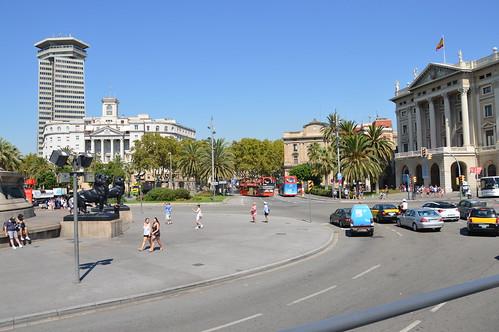 Barcelona - Les Rambles