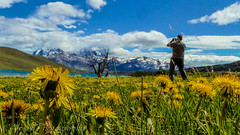 What a view! (The Happy Traveller) Tags: patagonia panoramic torresdelpaine chile scenery sceniclandscapes beautifullandscapes nature nationalparks