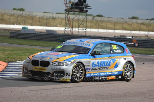 Sam Tordoff at Rockingham, August 2016