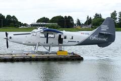C-GVNL (John W Olafson) Tags: cgvnl seaplane harbourair vancouver cam9 dhc3otter dehavilland