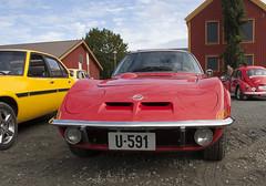 Opel GT - IMG_9480-e (Per Sistens) Tags: cars thamslpet thamslpet13 orkladal veteranbil veteran opel gt