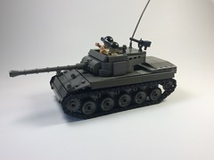 ODG M18 Hellcat (mjbricks(flose master)) Tags: tank lego odg ww2 american destroyer hellcat