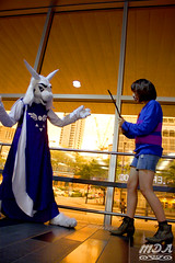 Undertale 60 (MDA Cosplay Photography) Tags: undertale frisk chara napstablook asriel cosplay costume photoshoot otakuthon 2016 montreal quebec canada undertalecosplay fun