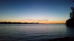 Spanish Hills sunset (D70) Tags: sunset spanish hills samsung galiano island canada inexplore