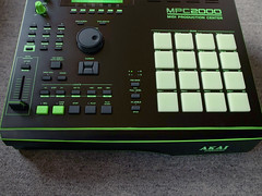 _0040203 (ghostinmpc) Tags: akai mpc2000 ghostinmpc custommpc 16pads