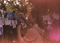 (VeronikaMagic) Tags: film life walk entertainment town orenburg russia city view lomo lomography street portrait young sensei japanese summer spring light day sunny