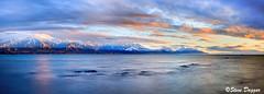 0S1A1357enthuse-Pano (Steve Daggar) Tags: kaikoura newzealand seascape panorama winter snowcappedmountains