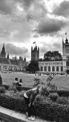 El escondite ingls. (Bob Stolen (robelx)) Tags: blackandwhite bw londres london uk
