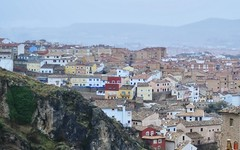 Cuenca in Spain (marozn) Tags: architecture beautiful building castilla center charming city classical construction cuenca culture europe exterior famous hanging height hill historic home homes house houses landscape light location monument mountain national nature old panorama property residential rural spain spring steep stone summer tour tourism town traditional typical view
