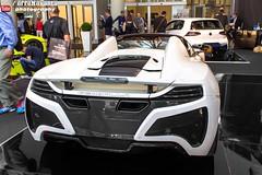 Gemballa Spider GT (effeNovanta - YOUTUBE) Tags: car cars supercar supercars video youtube canon canon1100d eos monaco montecarlo topmarques monacotopmarques topmarquesmontecarlo gemballa mclaren mclarenmp412c