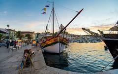 Mali Lošinj (07) - sunset (Vlado Ferenčić) Tags: malilošinj boats sailboat sailing adriatic adriaticsea sea seascape cityscape jadranskomore jadran otoci otoklošinj croatia croatianislands lošinjisland hrvatska hrvatskiotoci nikond600 nikkor173528