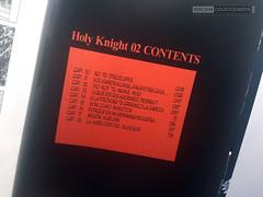 Holy Knight Vol.1 y 2 (EdicionColeccionista.com) Tags: manga fandogamia