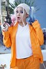 Long Beach Comic Con 2016 (V Threepio) Tags: longbeachcomiccon lbcc lbcc2016 cosplay costume outfit posing modeling photoshoot photography dressup sonya6000 35mmlens sonyalpha unedited unretouched cosplayer geekculture girl female harleyquinn suicidesquad jail prison clothes orangejumpsuit drinktea readingbook pinkslippers