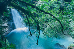Leap (Vassili Balocco) Tags: italia italy lazio latium parconaturale naturalpark simbruini cascata fall waterfall comunacque trevi outdoor