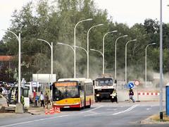 Solaris Urbino 18III, #8551, MZA Warszawa (transport131) Tags: bus autobus ztm warszawa mza warsaw solaris urbino