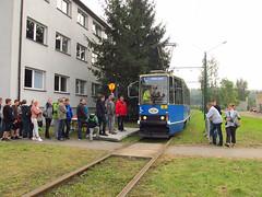 Konstal 105Na, #2, Tramwaje lskie (transport131) Tags: tram tramwaj bdzin t kzk gop konstal 105na zajezdnia depot