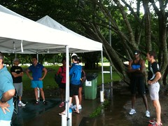 "Runners at the very wet tryouts in Cairns • <a style=""font-size:0.8em;"" href=""https://www.flickr.com/photos/64883702@N04/6971181758/"" target=""_blank"">View on Flickr</a>"