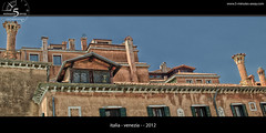 Venezia Rooftop (5 Minutes Away) Tags: travel roof vacation italy art beautiful fun high amazing interesting artistic 5 unique quality awesome great away divine explore international exotic stunning unusual charming foreign venezia minutes interessant spektakulr 5minutesaway