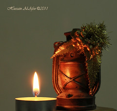 Old lamp (Al-Afoo photography) Tags: old light candle