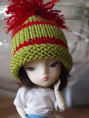 how do I look (spikelover) Tags: white person 21 secret tiny bjd resin bindisue hatmadebyalypez