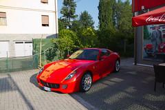 Autofficina Ferrari Factory Tour 2012 (Craig Beevers) Tags: italy france europe factory tour 360 ferrari maranello supercars testarossa f12 575m 355 scud 550m sportcars autofficina