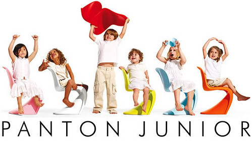 Panton Junior | Design Verner Panton | powered by tagwerc