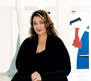 Zaha Hadid – The most internationally renowned woman architect