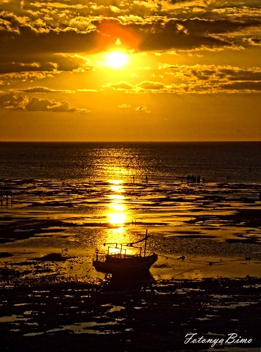 Kupang sunset