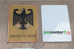Agentur für Arbeit und Jobcenter