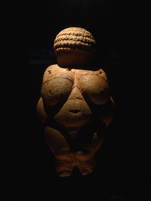 Venus of Willendorf, Front View by profzucker