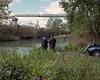 (Andrés Medina) Tags: film rio river fisherman spain 6x7 elrio andresmedina