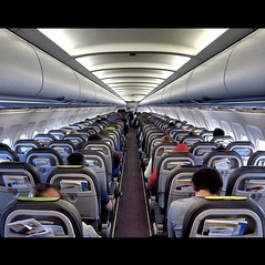 Up in the Air (jfraile (OFF/ON slowly)) Tags: trip viaje plane cabin air flight symmetry passengers cabina avin aire hdr vuelo simetra pasajeros 3shots platinumpeaceaward mygearandme mygearandmepremium mygearandmebronze mygearandmesilver mygearandmebronzeselection jfraile javierfraile cabinjfraile
