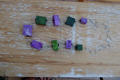 prove catalogo 051 (Basura di Valeria Leonardi) Tags: basura collane polistirolo reciclo cartadiriso riciclo provecatalogo
