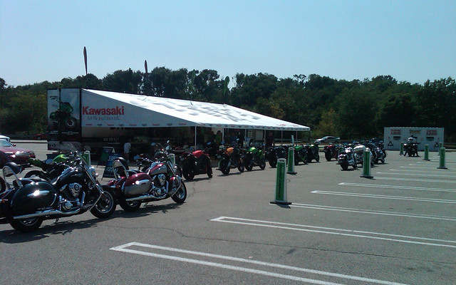 Kawisaki Demo, Greensburg, PA: Jun 12