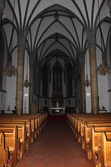 Cathedral St. Florin (kleintjef) Tags: summer cathedral july liechtenstein 2012 vaduz canoneos500d stflorin july2012 staedle