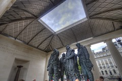 Bomber Command Memorial, Green Park, London (IFM Photographic) Tags: london westminster canon wwii worldwarii greenpark ww2 tamron hdr raf worldwar2 philipjackson royalairforce cityofwestminster 19391945 450d liamoconnor 1024mm vickerswellington bombercommandmemorial sp1024mmf3545 tamronsp1024mmf3545 handleypagehalifaxiii img954678tonemapped