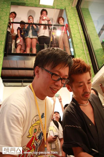 "【MeeT】 ""When Lovely meet Kawaii 當可愛遇上可愛!"" 台北首展開幕酒會"