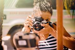 Click! (bdgomes) Tags: love film canon lens photography nice nikon flickr lovers fotografia analogica
